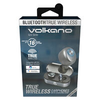 Volkano Sync Series True Wireless Earphones -  black