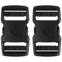 K-Way 38mm Buckle -  black-black