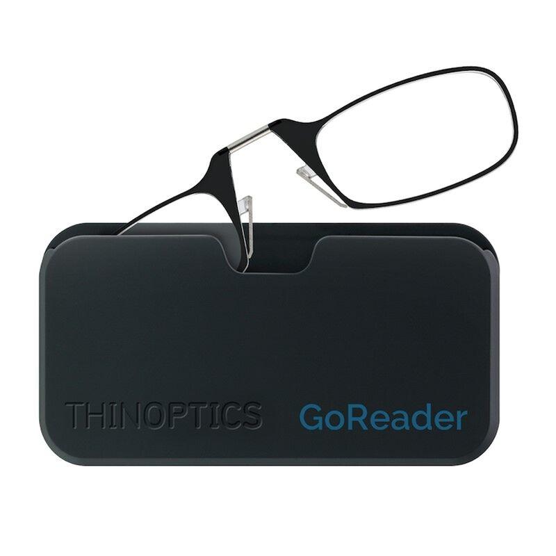 GoReader +2.50 Reading Glasses -  nocolour