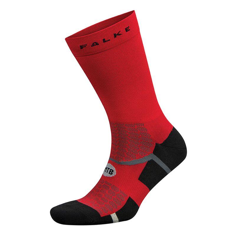 Falke Unisex Mountain Bike Socks -  black-red
