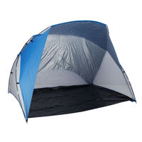 Cape Union Beach Dome Shelter -  blue-blue