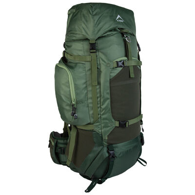 K-Way Adventure 60+10L Hiking Pack
