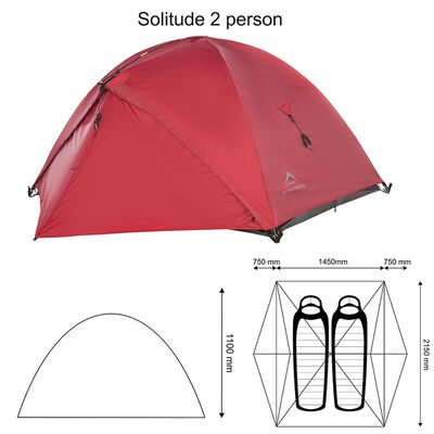 K-Way Solitude 2 Person Tent