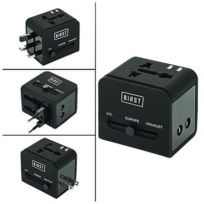 Birst Compact Travel Adaptor