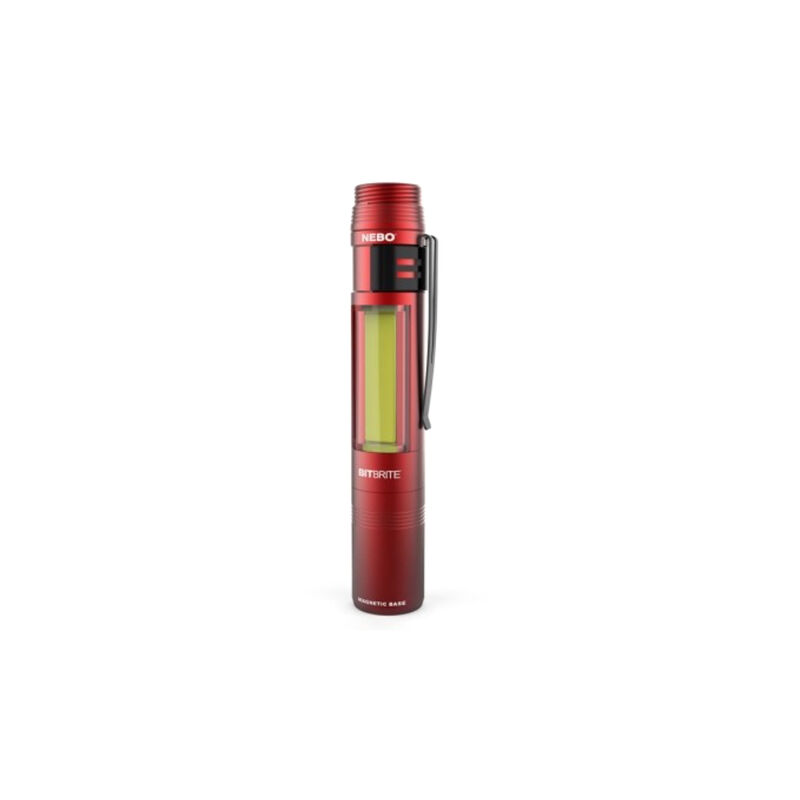 Nebo BitBrite Light -  red