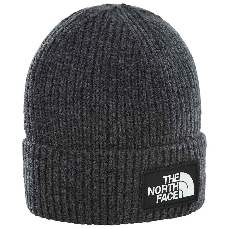 The North Face TNF Logo Box Cuffed Beanie -  c02