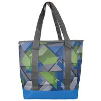 CU 20L Tote Cooler -  blue-green