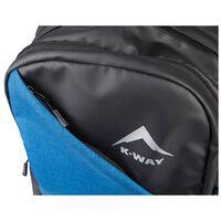 K-Way Shuttle Laptop Bag -  navy-black