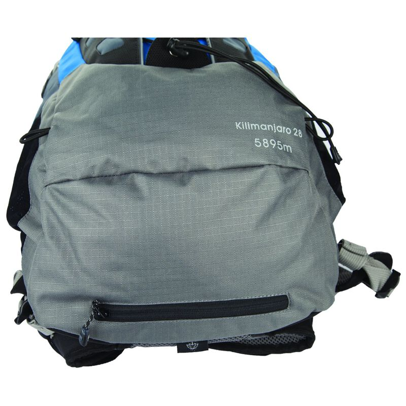 K-Way Kilimanjaro 28L Daypack -  blue-charcoal