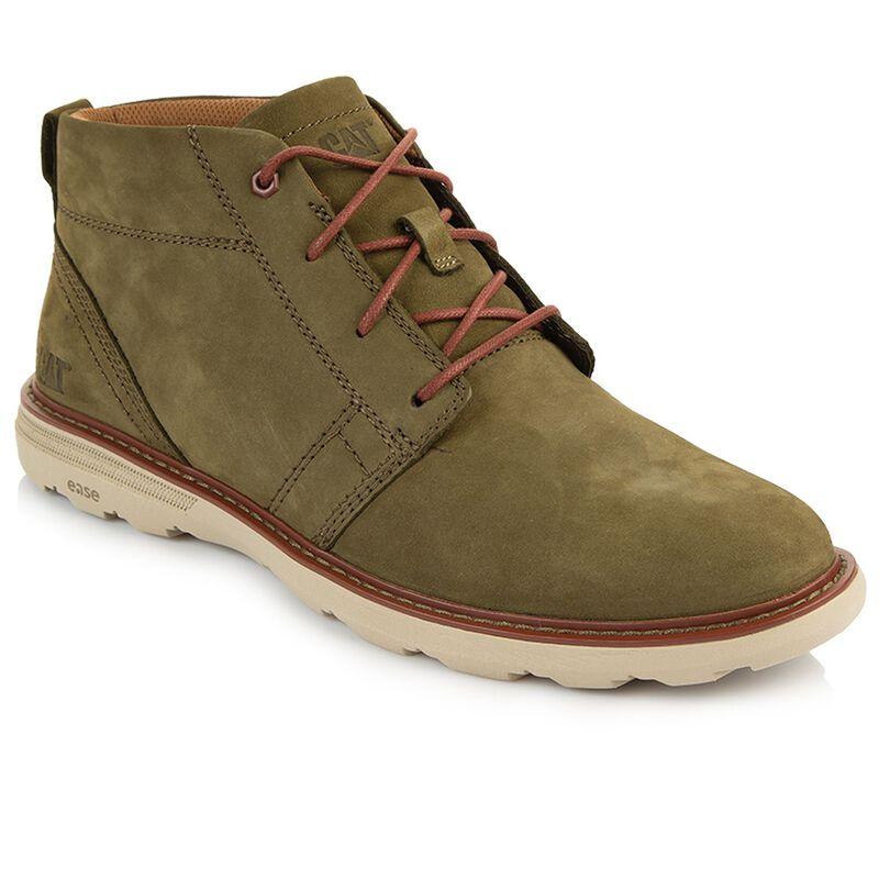 Caterpillar Men's Trey Boots -  khaki-red