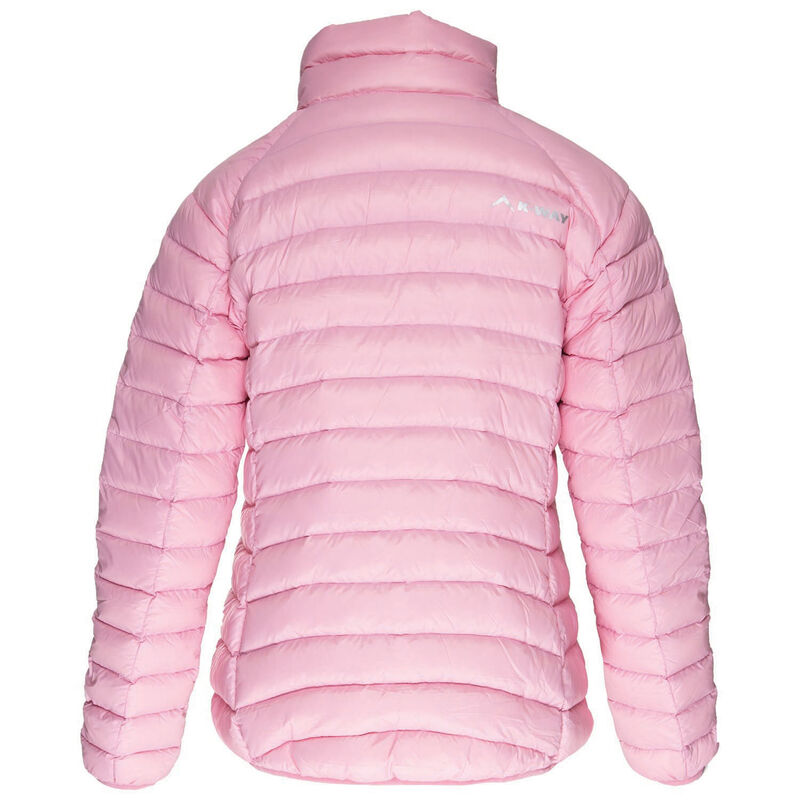 K-Way Women's Swan '18 Down Jacket -  pink-lightpink