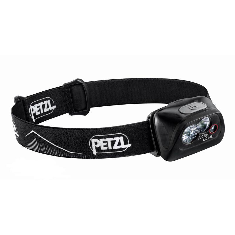 Petzl Actik Core 450 Lumen Headlamp -  black