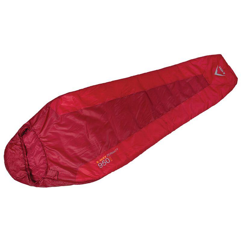K-Way Draken 1250 Eco Sleeping Bag -  red-red