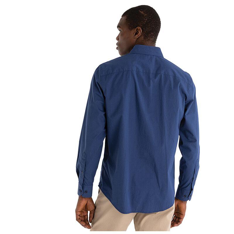 Old Khaki Men's Andy Regular Fit Shirt -  navy