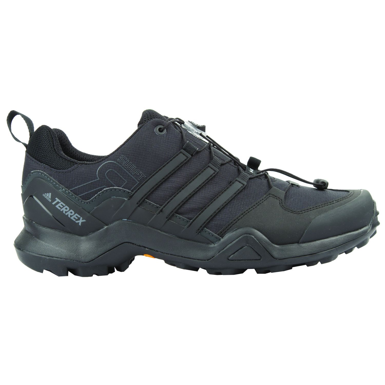 Black adidas Boys Terrex Tracerocker CF Trail Running Shoes Trainers Sneakers
