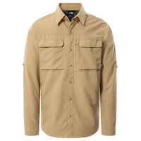 The North Face Men's Sequoia Long-Sleeve Shirt -  c18