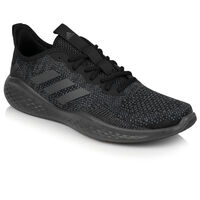 Adidas Men's Fluidflow Sneaker -  black-grey