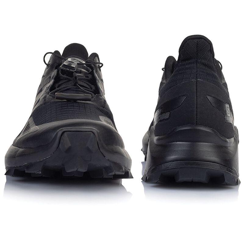 Salomon Women's Supercross Blast Shoes -  black-black