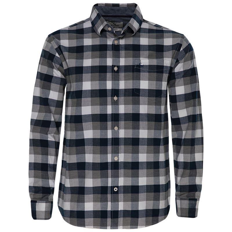 Old Khaki Men's Lee Regular Fit Shirt -  grey