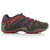 Merrell Men's Chameleon 2 Flux Hiking Shoe -  grey-charcoal