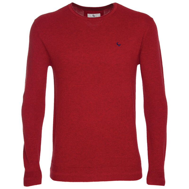 Holmes Men's Pullover -  red