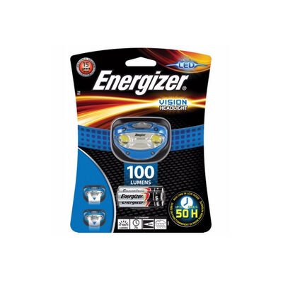 Energizer Vision 100lm Headlamp