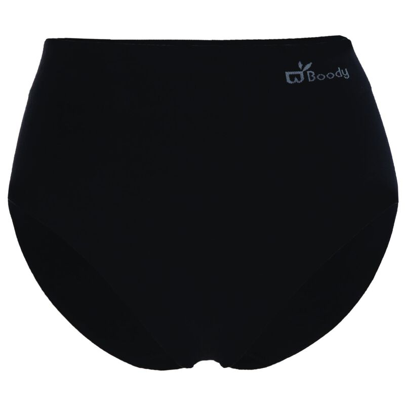 Boody Women's Full Brief -  black