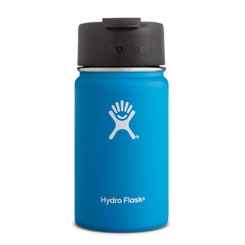 Hydroflask 354ml Wide Mouth Coffee Mug -  lightblue