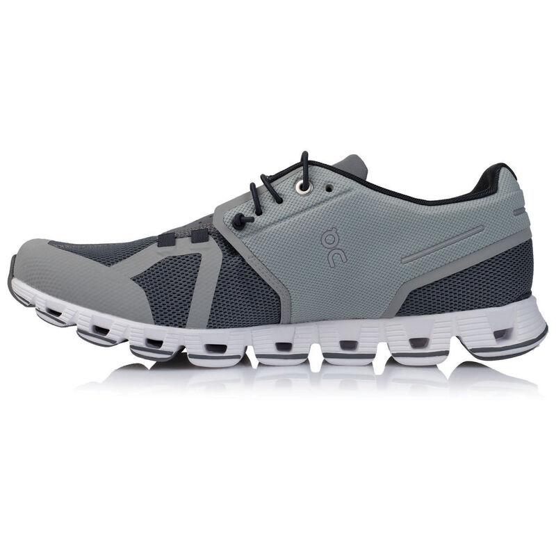 ON Men's Cloud Shoe -  lightgrey-white