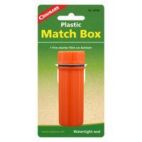 Coghlans Plastic Match Box Seal -  nocolour