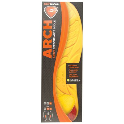 Sofsole Men's Arch Insole