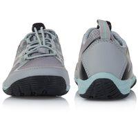 K-Way Women's Rift Shoe -  lightgrey-aqua