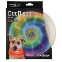 Nite Ize Flashlight® Dog Discuit™ LED Flying Disc -  nocolour