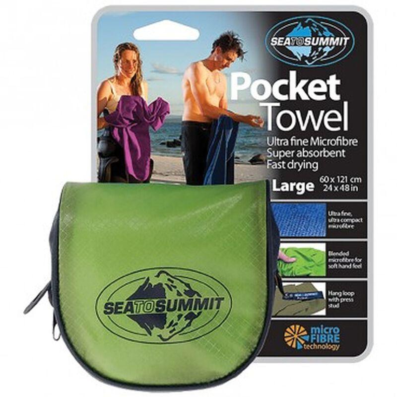 Sea To Summit Pocket Towel Large -  nocolour