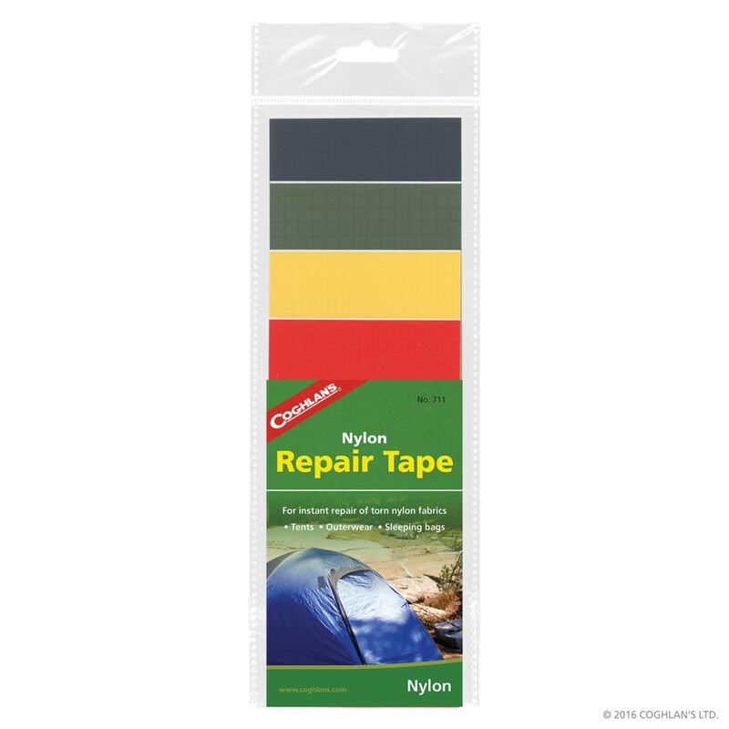 Coghlan's Nylon Repair Tape -  assorted