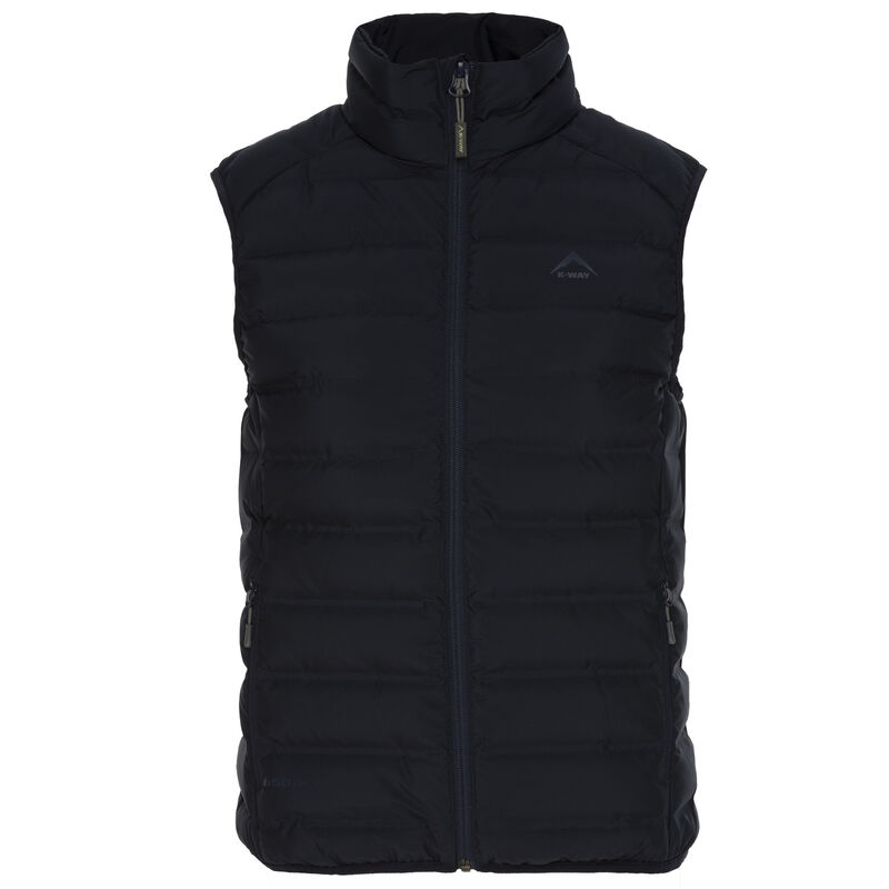 K-Way Women's Signa Down Vest -  navy
