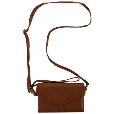 Billie Multi Functional Mini Cross Body Leather Bag