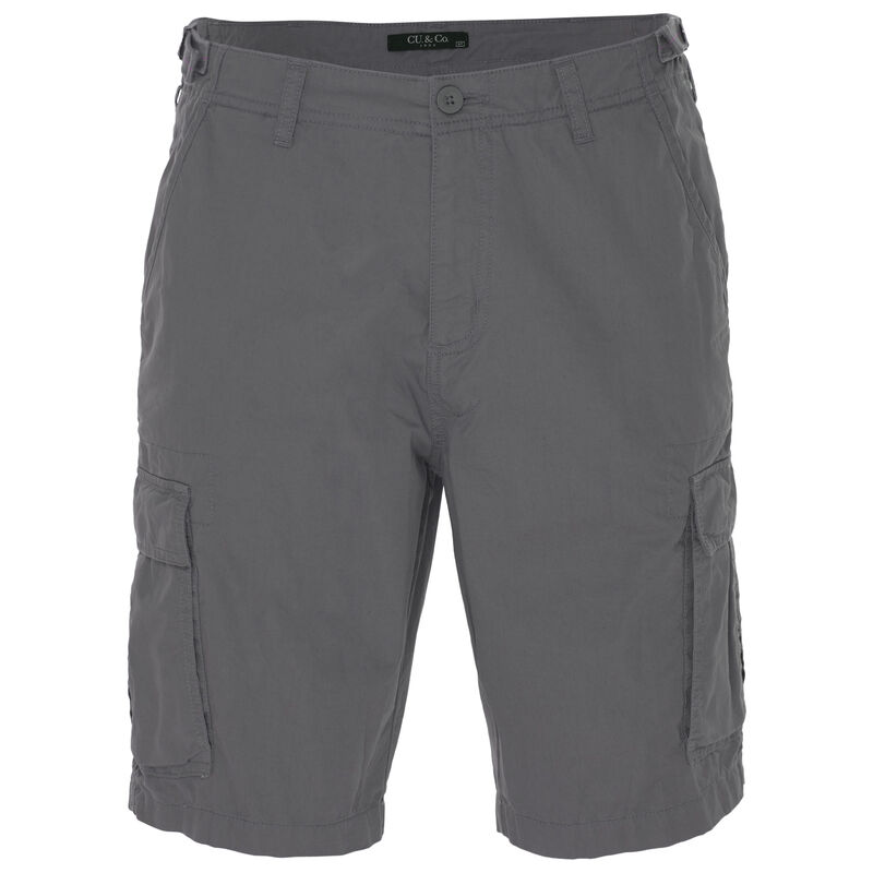 CU & Co Men's Callum Shorts -  grey