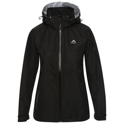 K-Way Women's Deluge Tech Hiking Jacket