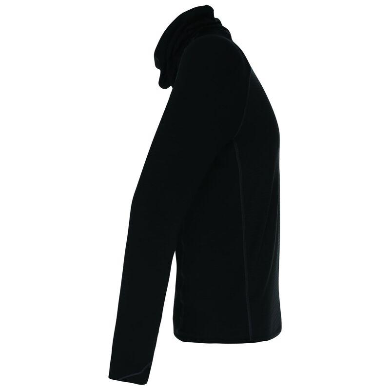 K-Way Men's Heath Fleece  -  black