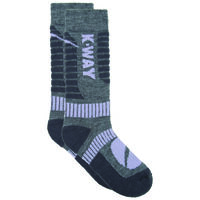 K-Way Hiker '19 Sock -  grey-lilac