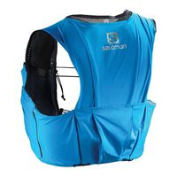 Salomon S-Lab Sense Ultra 8 Set Hydration Pack -  blue-black