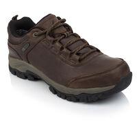 K-Way Men's Wanderer Shoe -  brown-black