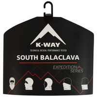 K-Way Expedition Series South Balaclava -  black