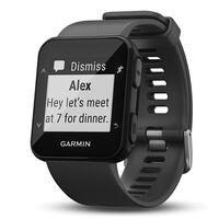Garmin Forerunner 30 Watch -  black