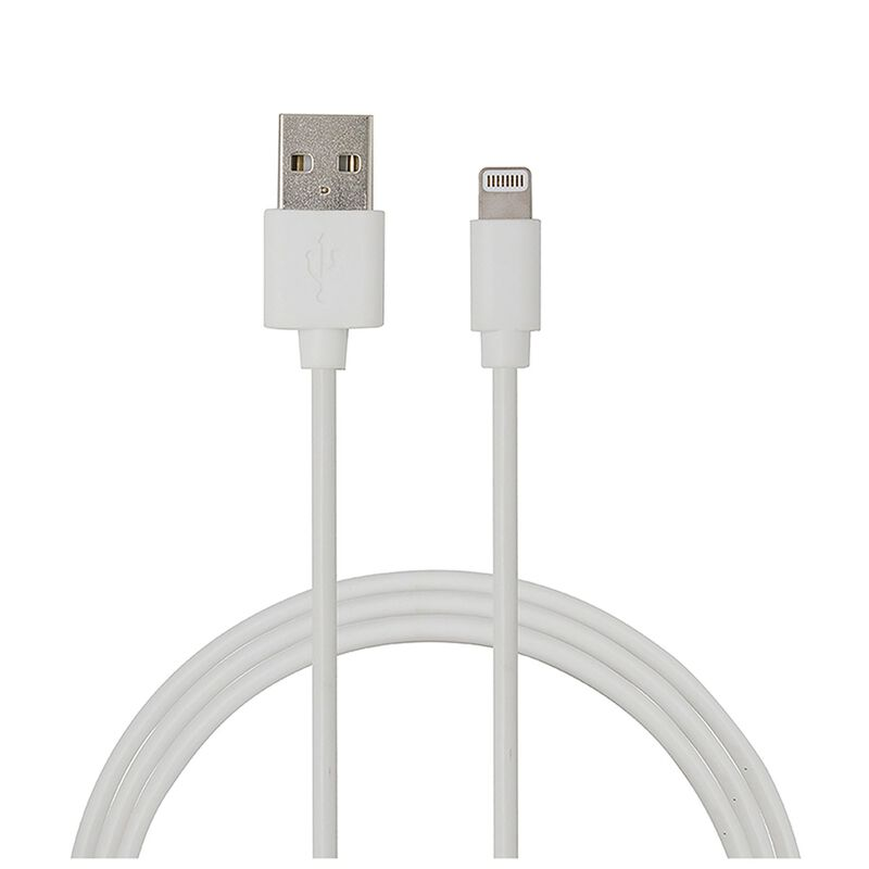 Red-E 8pin MFi 1m Sync & Charge Cable -  nocolour