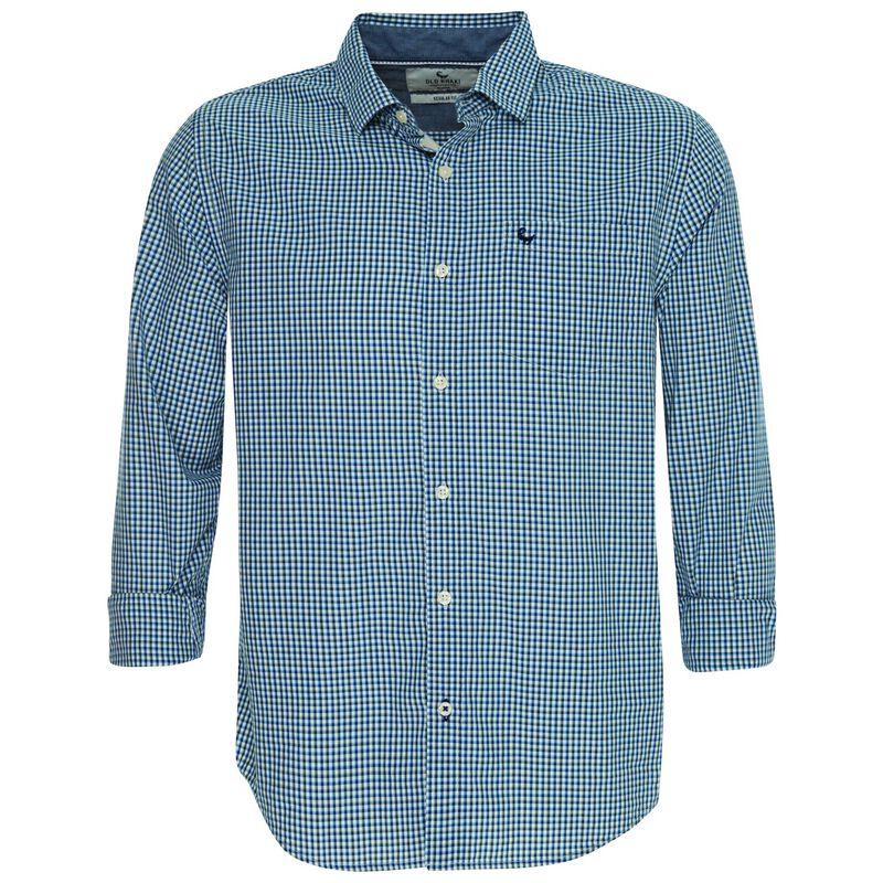 Marcel Men's Regular Fit Shirt -  navy