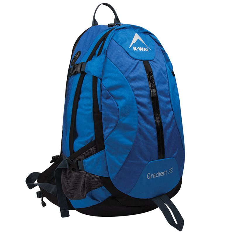 K-Way Gradient 22L Daypack -  blue-blue