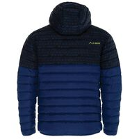 K-Way Men's Railey Down Jacket -  blue-airforce
