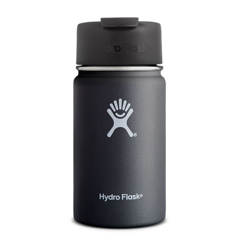 Hydroflask 354ml Wide Mouth Coffee Mug -  black